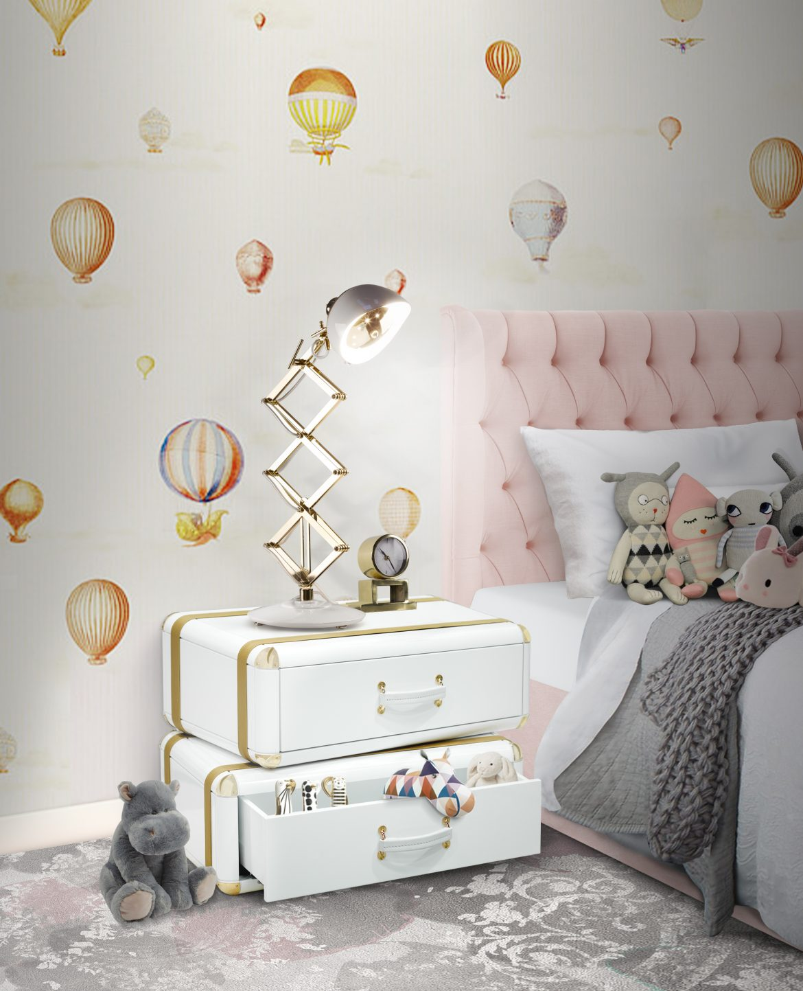 The Coolest Decorating Ideas For Your Kids Bedroom Design Kids Bedroom Design The Coolest Decorating Ideas For Your Kids Bedroom Design fantasy air nightstand circu magical furniture 1cc35d3254fcbe00194196fce1f99b99f