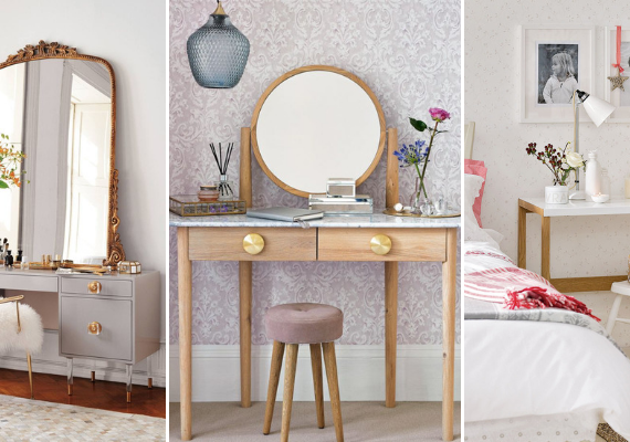 We Give You Ideas To Have A Cute Dressing Table Inside Your Bedroom 7 dressing table We Give You Ideas To Have A Cute Dressing Table Inside Your Bedroom We Give You Ideas To Have A Cute Dressing Table Inside Your Bedroom 7 570x400