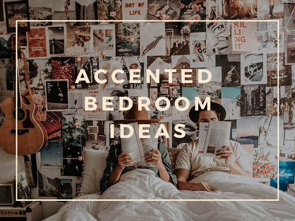 Accent Wall Bedroom Ideas For The Photo Lovers