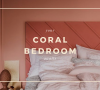 Coral Bedroom Ideas So Good You'll Never Want To Leave Your Bed coral bedroom ideas Coral Bedroom Ideas So Good You'll Never Want To Leave Your Bed Coral Bedroom Ideas So Good Youll Never Want To Leave Your Bed 100x90