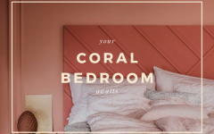 Coral Bedroom Ideas So Good You'll Never Want To Leave Your Bed coral bedroom ideas Coral Bedroom Ideas So Good You'll Never Want To Leave Your Bed Coral Bedroom Ideas So Good Youll Never Want To Leave Your Bed 240x150