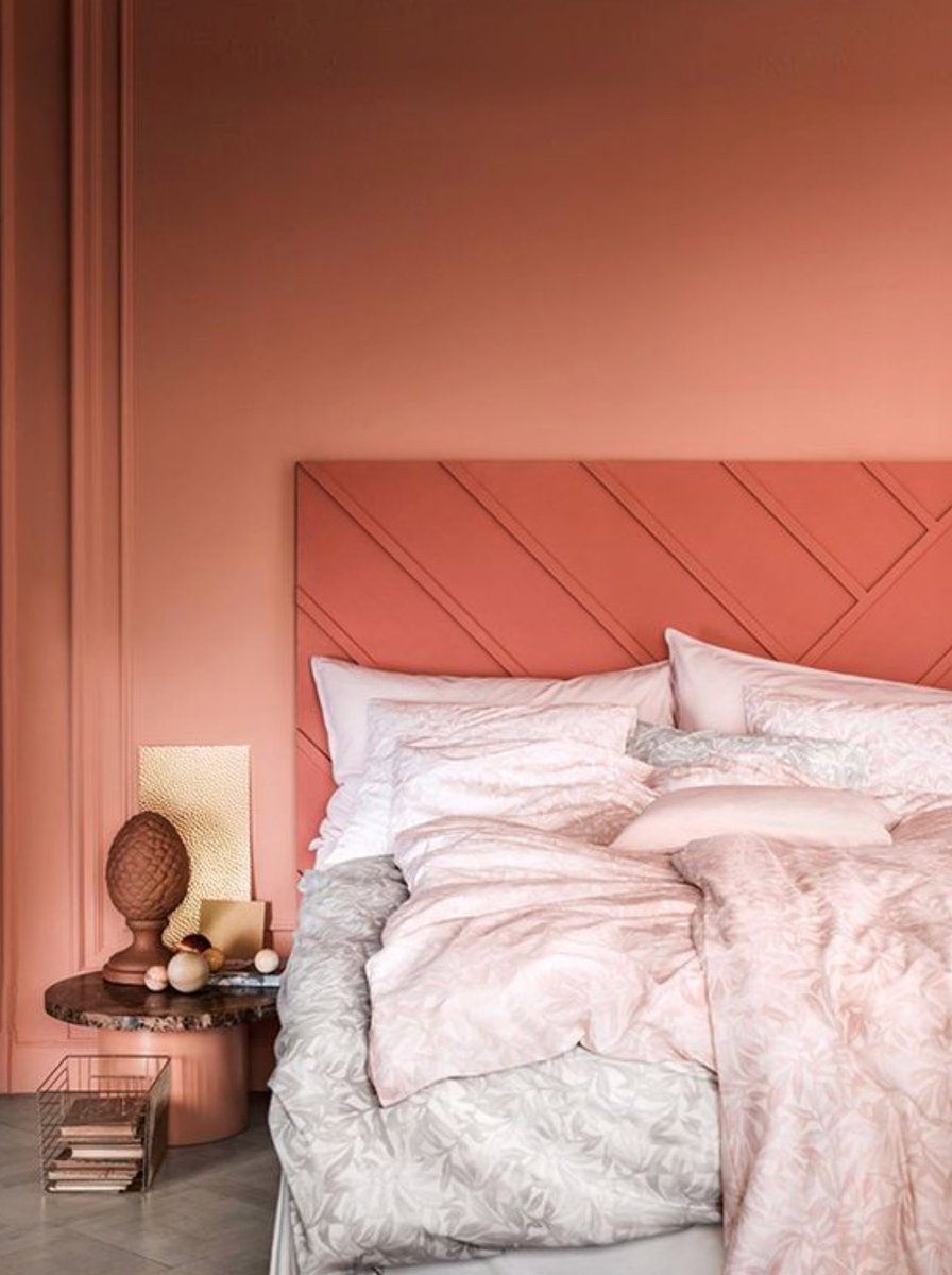 Coral Bedroom Ideas So Good You'll Never Want To Leave Your Bed 1