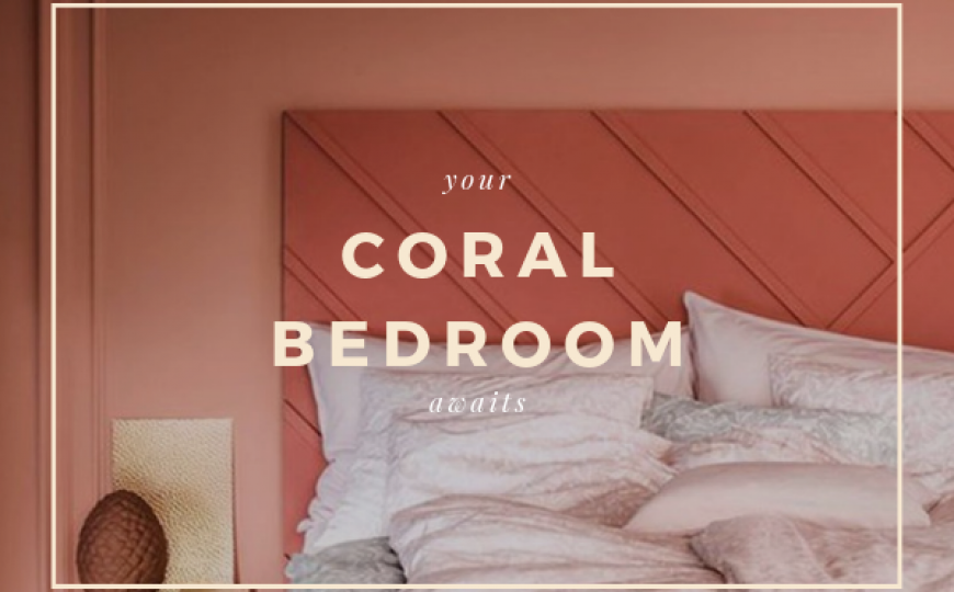 bedroom ideas Bedroom Ideas Coral Bedroom Ideas So Good Youll Never Want To Leave Your Bed 870x540