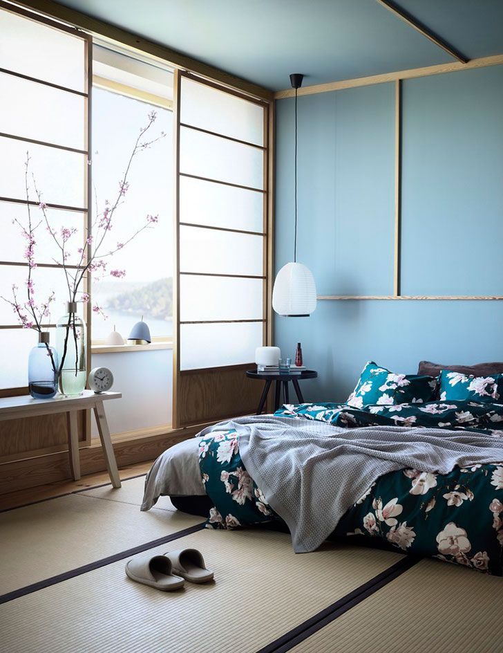 It's Time To Embrace The Japanese Style Bedroom Design 1It's Time To Embrace The Japanese Style Bedroom Design 1