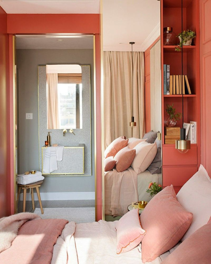 Coral decor that you should definitely welcome in your Bedroom coral decor Coral Decor That You Should Definitely Welcome In Your Bedroom 0207330d6b499b66e930e8f4303b358c 2