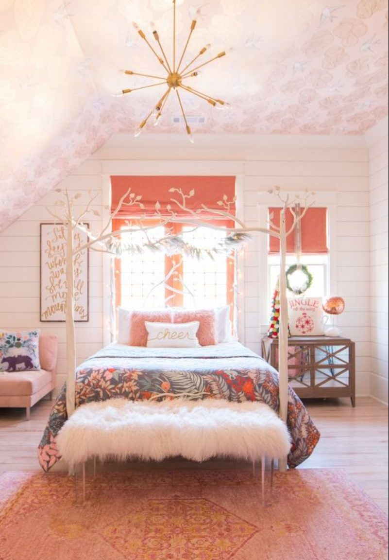 Coral decor that you should definitely welcome in your Bedroom coral decor Coral Decor That You Should Definitely Welcome In Your Bedroom 1aed80919ecc7b0b594cf41cfa05a095 1 e1559039856804