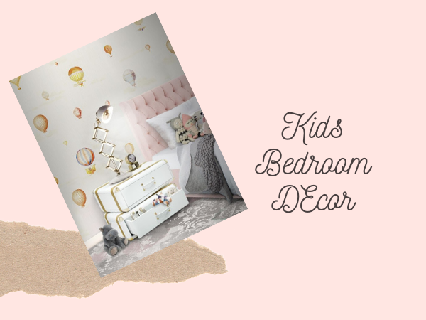 Kids Bedroom Decor and Style kids bedroom decor and style 4 Kids Bedroom Decor and Style You'll Want Now 4 Kids Bedroom Decor and Style Youll Want Now 1 600x450