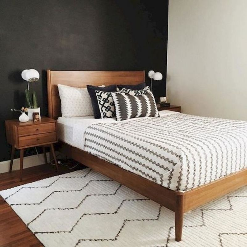 Experience What Makes Up A Mid-Century Modern Bedroom mid-century modern bedroom Experience What Makes Up A Mid-Century Modern Bedroom 84e7178ae317877e99172459f5d96f3e 1