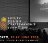 Luxury Design & Craftsmanship Summit is Back for a 2nd Edition luxury design Luxury Design & Craftsmanship Summit is Back for a 2nd Edition Bedroom ideas  100x90