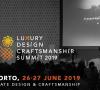 Luxury Design & Craftsmanship Summit is Back for a 2nd Edition luxury design Luxury Design & Craftsmanship Summit is Back for a 2nd Edition Bedroom ideas  100x90
