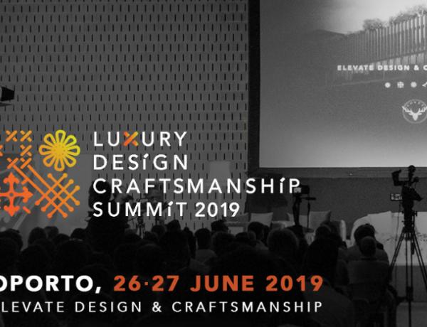 Luxury Design & Craftsmanship Summit is Back for a 2nd Edition luxury design Luxury Design & Craftsmanship Summit is Back for a 2nd Edition Bedroom ideas  600x460