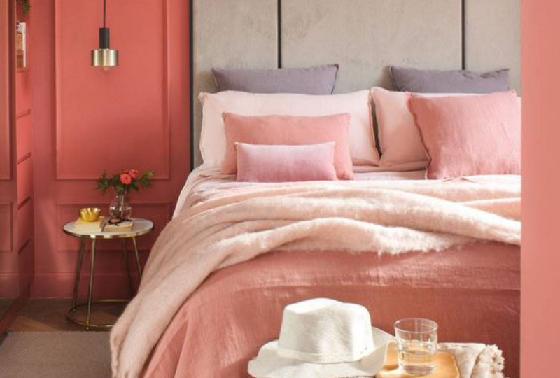 Coral decor that you should definitely welcome in your Bedroom coral decor Coral Decor That You Should Definitely Welcome In Your Bedroom Design ohne Titel 3
