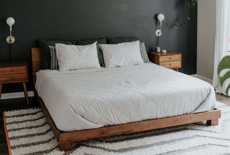 Experience What Makes Up A Mid-Century Modern Bedroom