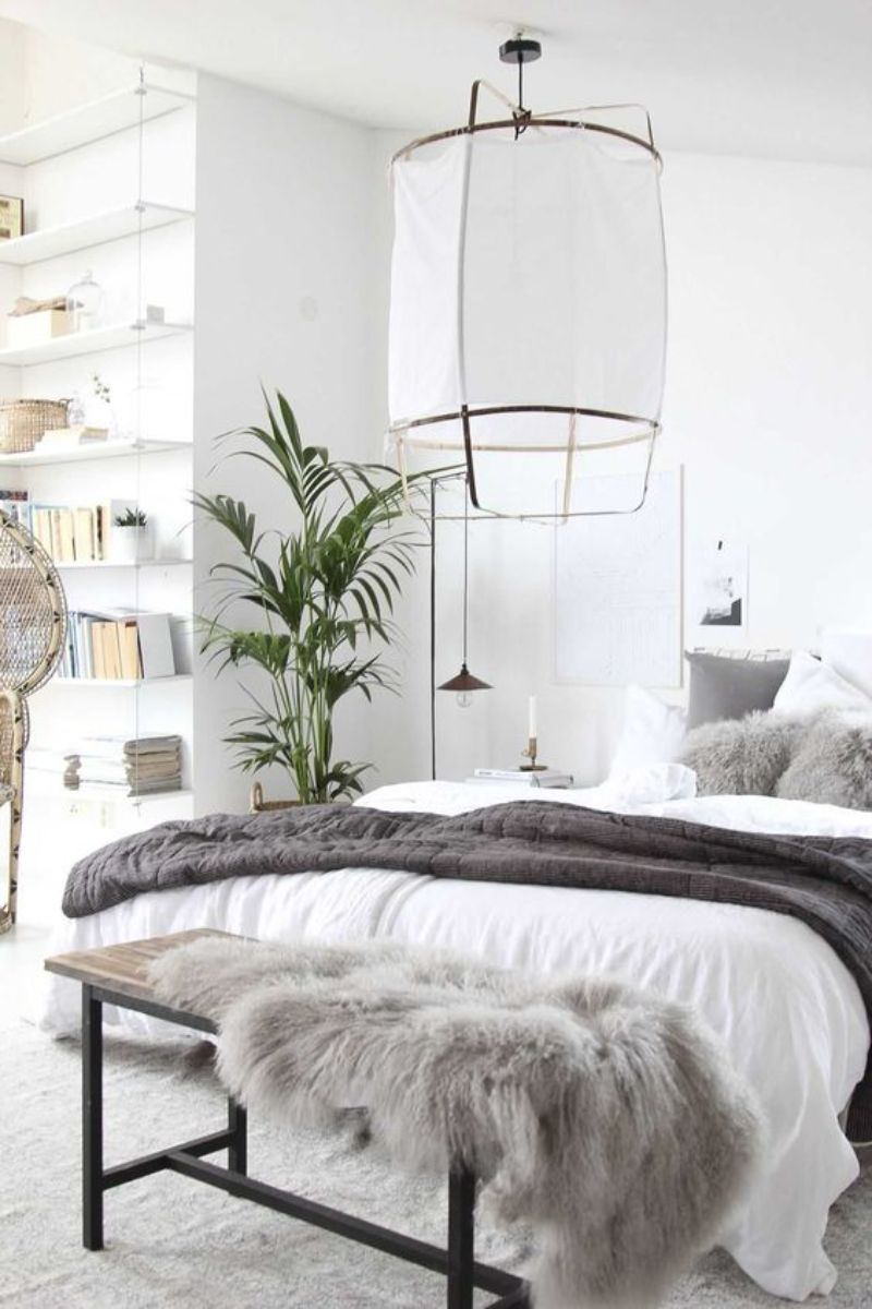 These Nordic Style Bedroom Ideas Are Perfect For A Zen Night_6 (1) nordic style bedroom These Nordic Style Bedroom Ideas Are Perfect For A Zen Night These Nordic Style Bedroom Ideas Are Perfect For A Zen Night 6 1