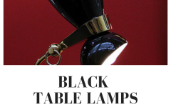 What's Hot On Pinterest_ Black Table Lamps Edition black table lamps What's Hot On Pinterest: Black Table Lamps Edition Whats Hot On Pinterest  Black Table Lamps Edition 240x150