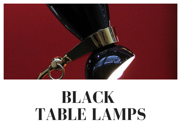 What's Hot On Pinterest_ Black Table Lamps Edition