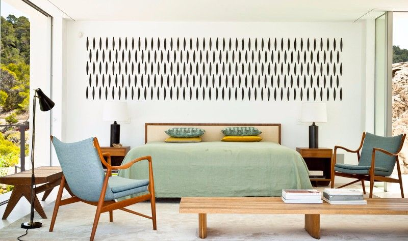 10 Mid-Century Bedrooms You Will Admire mid-century bedroom 10 Mid-Century  Bedroom You Will Admire 10 Mid Century Bedrooms You Will Admire1