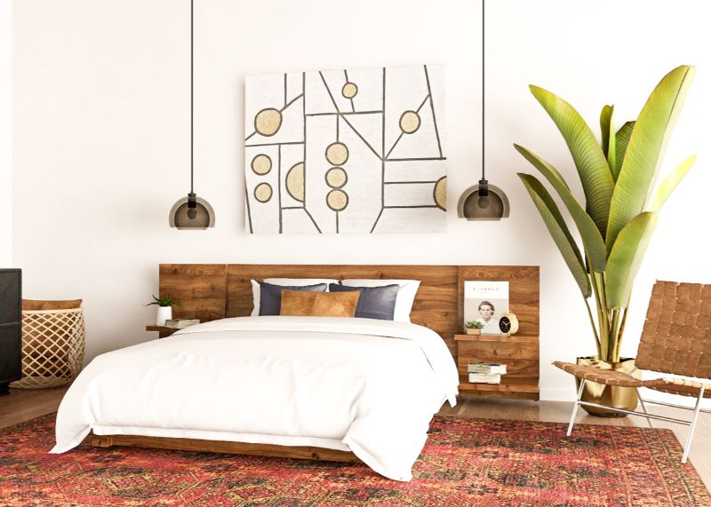 10 Mid-Century Bedrooms You Will Admire mid-century bedroom 10 Mid-Century  Bedroom You Will Admire 10 Mid Century Bedrooms You Will Admire5
