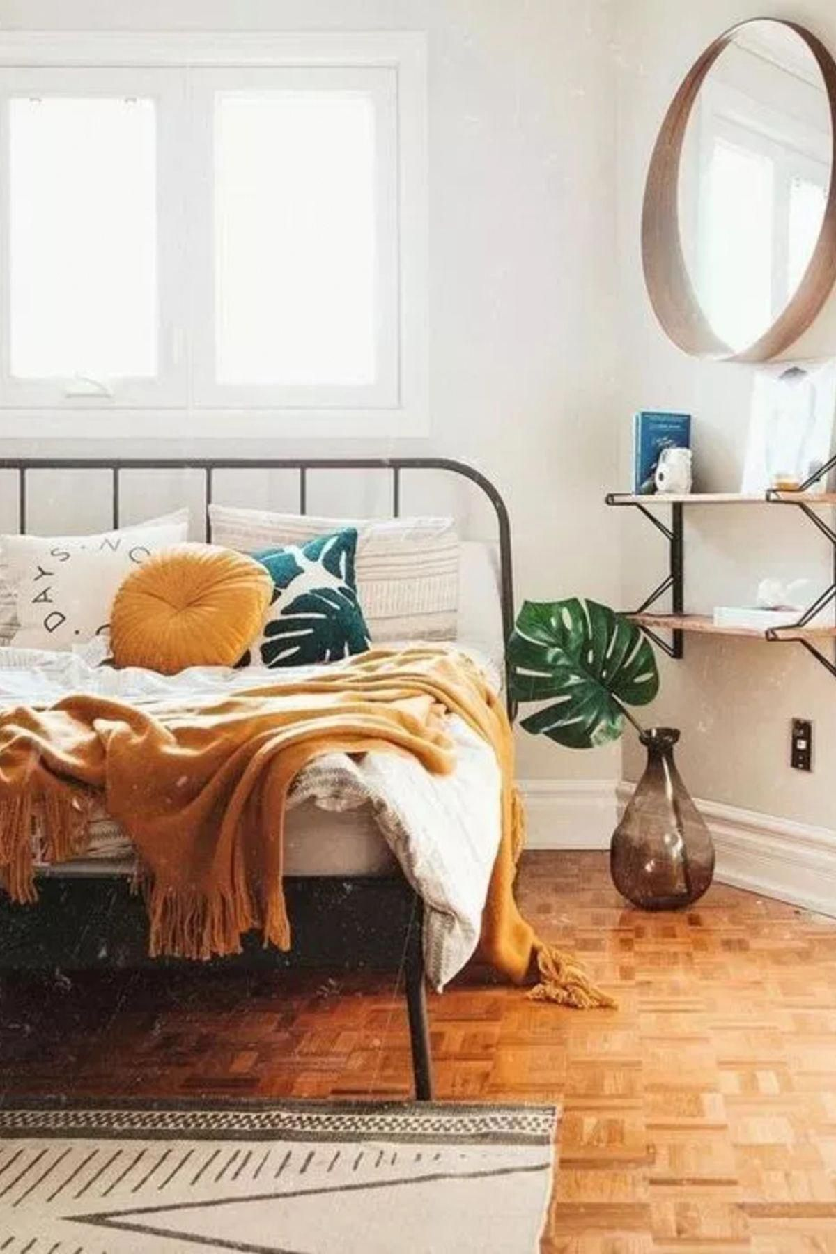 Bohemian Chic Bedroom Decors Will Make You Want Your Teens Back 4 bohemian chic bedroom decors Bohemian Chic Bedroom Decors Will Make You Want Your Teens Back Bohemian Chic Bedroom Decors Will Make You Want Your Teens Back 1