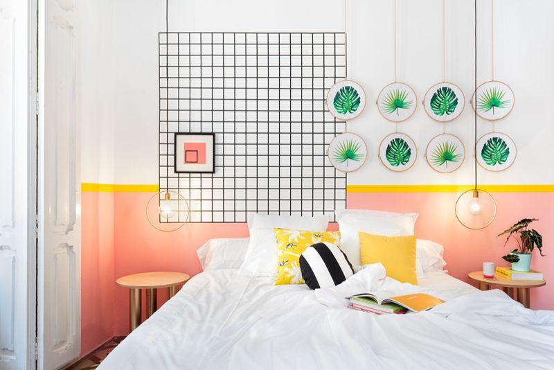 Memphis Design Bedroom by Masquespacio memphis design bedroom A Memphis Design Bedroom By Masquespacio You'll Love Memphis Design Bedroom by Masquespacio5