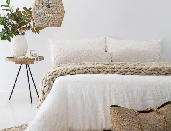 Top 10 White Bedroom Ideas For Summer white bedroom ideas Top 10 White Bedroom Ideas For a Bright Summer Top 10 White Bedroom Ideas For Summer12 600x460