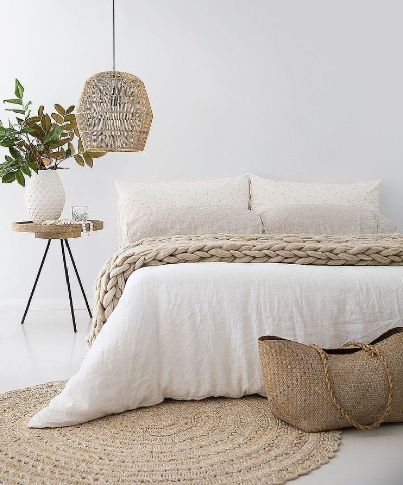 Top 10 White Bedroom Ideas For Summer
