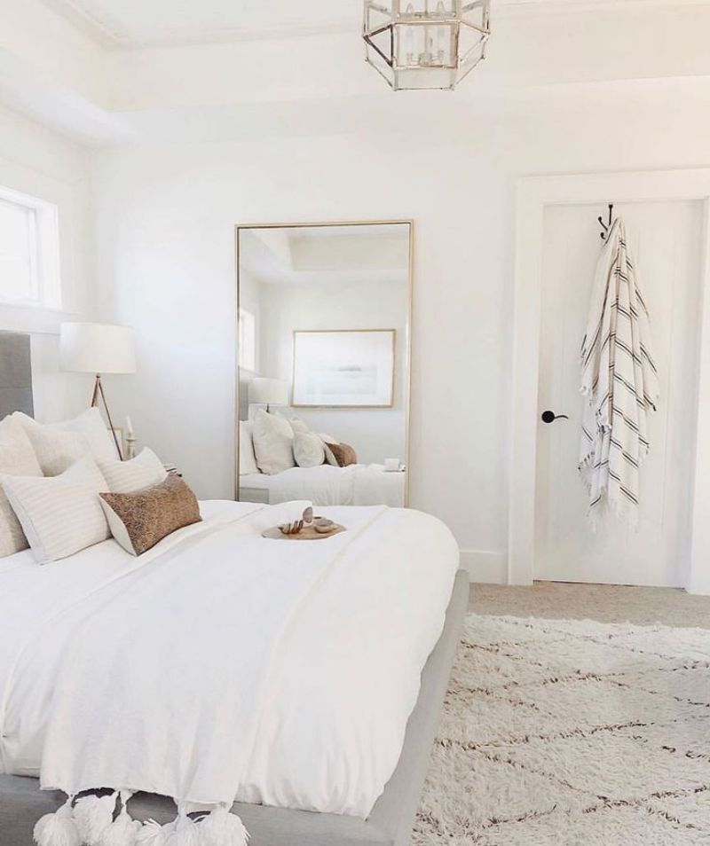 white bedroom ideas Top 10 White Bedroom Ideas For a Bright Summer Top 10 White Bedroom Ideas For Summer5