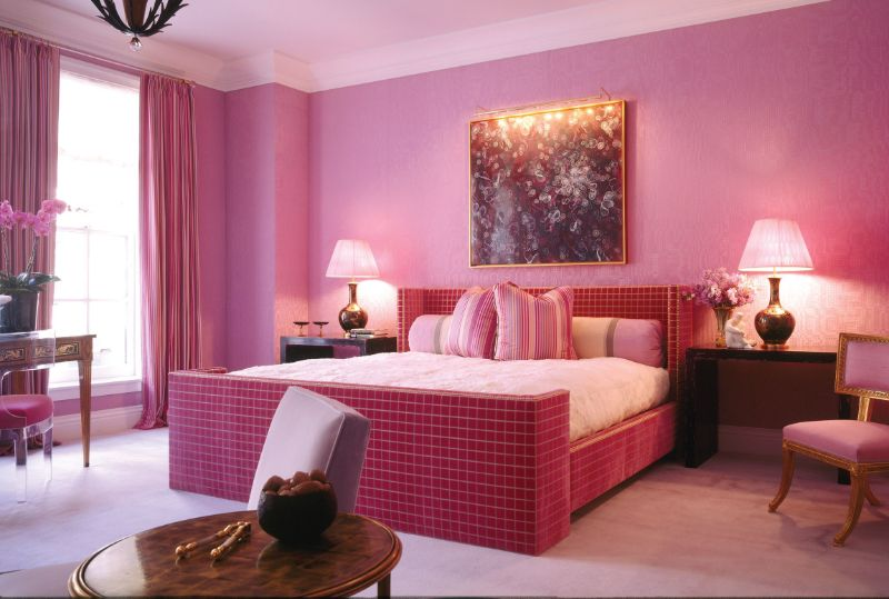5 Stylish Pink Bedroom Looks You'll Adore pink bedroom 5 Stylish Pink Bedroom Looks You'll Adore 5 Stylish Pink Bedroom Looks Youll Adore5