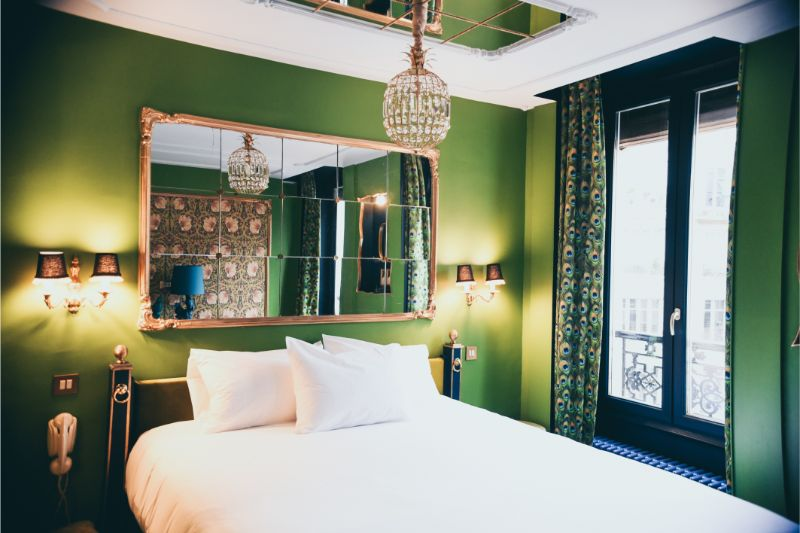 Here're 5 Green Bedroom Designs To Get Inspiration green bedroom designs Here're 5 Green Bedroom Designs To Get Inspiration Herere 5 Green Bedroom Designs To Get Inspiration 4