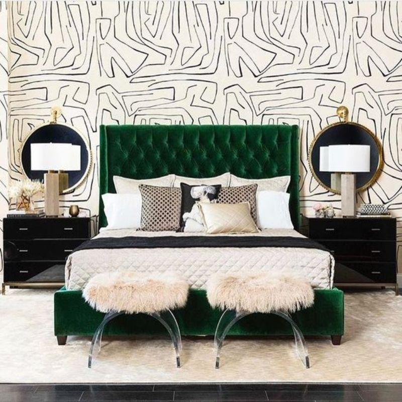 Here're 5 Green Bedroom green bedroom designs Here're 5 Green Bedroom Designs To Get Inspiration Herere 5 Green Bedroom Designs To Get Inspiration 5