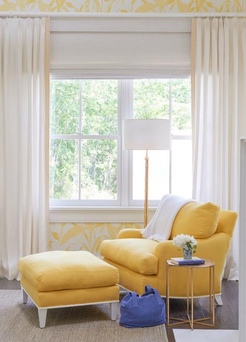 Yellow Bedroom Trends A Touch for Autumn