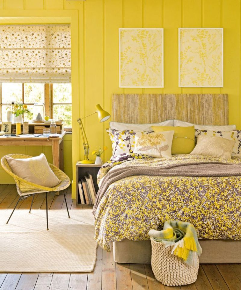 Yellow Bedroom Trends A Touch For Autumn Bedroom Ideas