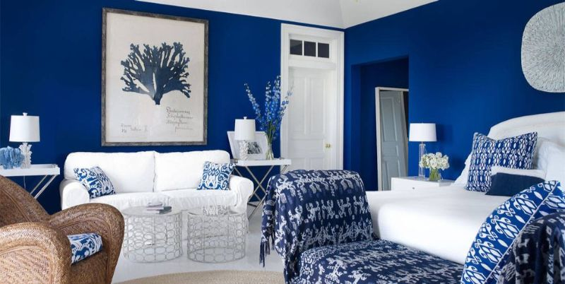 20 Of The Most Calming Blue Bedrooms Ever blue bedrooms 20 Of The Most Calming Blue Bedrooms Ever 20 Of The Most Calming Blue Bedrooms Ever1