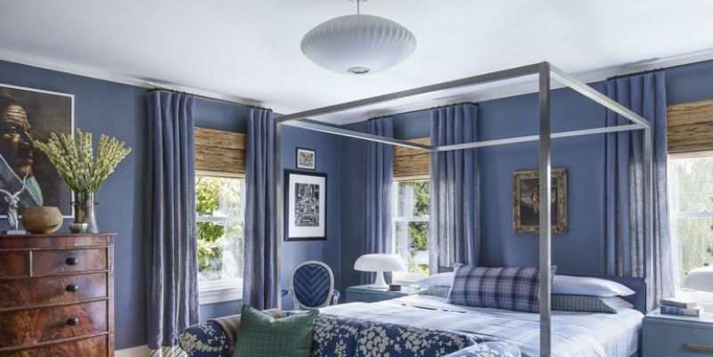 20 Of The Most Calming Blue Bedrooms Ever blue bedrooms 20 Of The Most Calming Blue Bedrooms Ever 20 Of The Most Calming Blue Bedrooms Ever11
