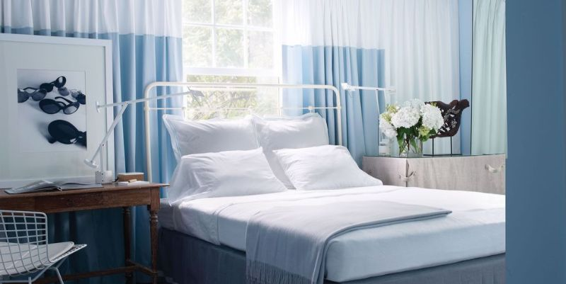20 Of The Most Calming Blue Bedrooms Ever blue bedrooms 20 Of The Most Calming Blue Bedrooms Ever 20 Of The Most Calming Blue Bedrooms Ever14