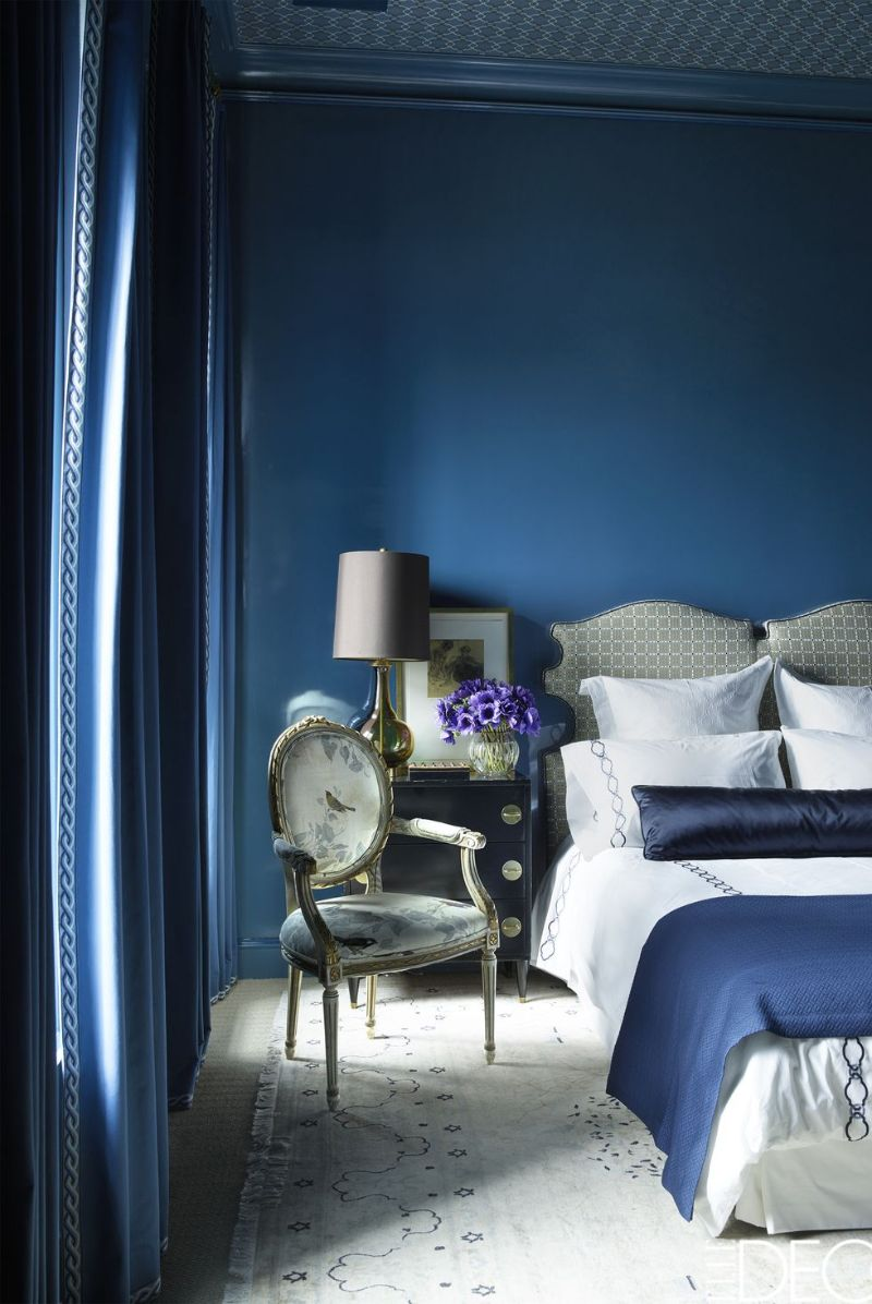 20 Of The Most Calming Blue Bedrooms Ever blue bedrooms 20 Of The Most Calming Blue Bedrooms Ever 20 Of The Most Calming Blue Bedrooms Ever15