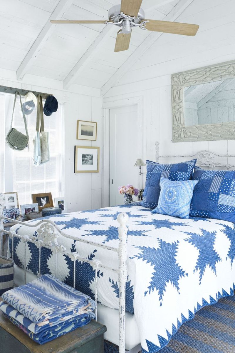 20 Of The Most Calming Blue Bedrooms Ever blue bedrooms 20 Of The Most Calming Blue Bedrooms Ever 20 Of The Most Calming Blue Bedrooms Ever24
