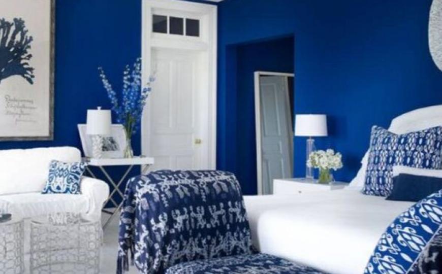 bedroom ideas Bedroom Ideas 20 Of The Most Calming Blue Bedrooms Ever25 870x540