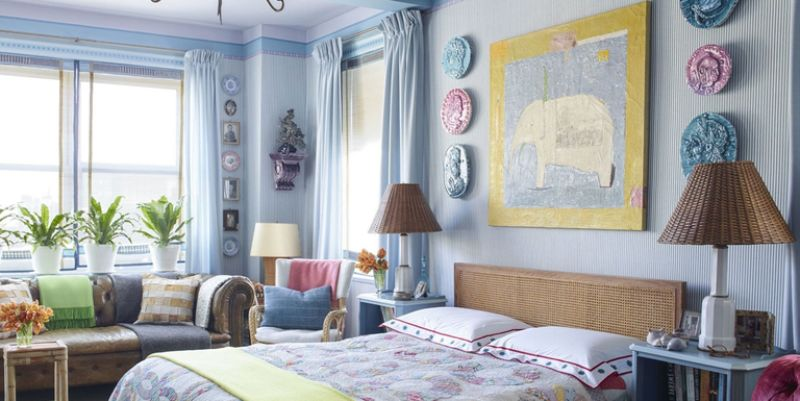 20 Of The Most Calming Blue Bedrooms Ever blue bedrooms 20 Of The Most Calming Blue Bedrooms Ever 20 Of The Most Calming Blue Bedrooms Ever5