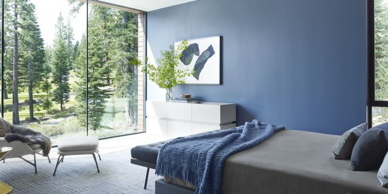 20 Of The Most Calming Blue Bedrooms Ever blue bedrooms 20 Of The Most Calming Blue Bedrooms Ever 20 Of The Most Calming Blue Bedrooms Ever8