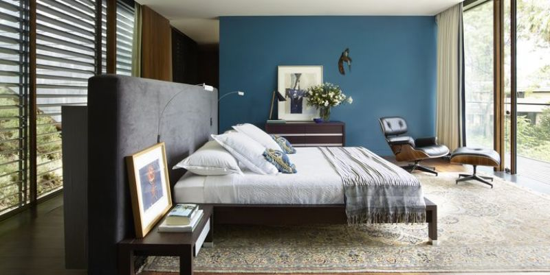 20 Of The Most Calming Blue Bedrooms Ever blue bedrooms 20 Of The Most Calming Blue Bedrooms Ever 20 Of The Most Calming Blue Bedrooms Ever9