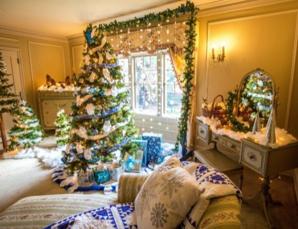 5 Tips to Create Fascinating Christmas Bedroom Decor christmas bedroom decor 5 Tips to Create  Fascinating Christmas Bedroom Decor 5 Tips to Create Fascinating Christmas Bedroom Decor11