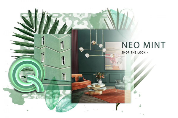 Neo Mint Bedroom Decor 2020 All You Need For The Next Year Trend