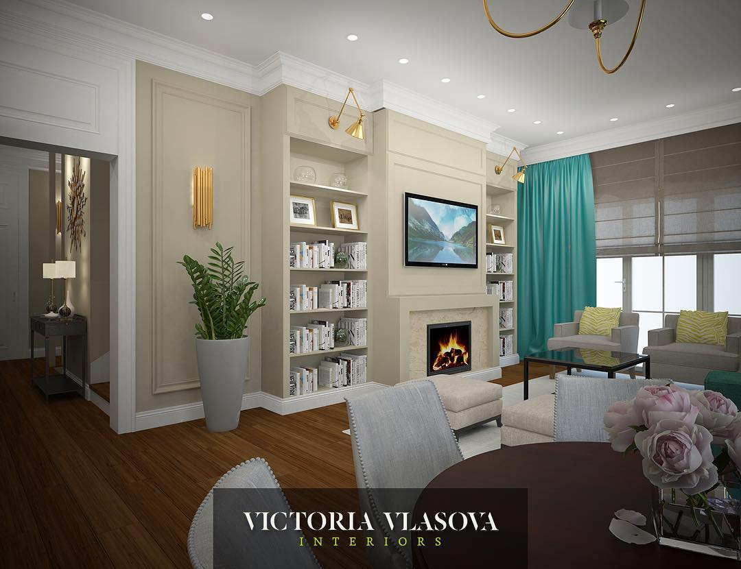 Stylish Bedrooms by Top Interior Designer Victoria Vlasova top interior designer Stylish Bedrooms by Top Interior Designer Victoria Vlasova 3 dl