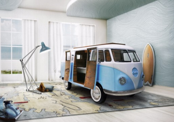 Find Out The Latest Trend In Children Room Decor 6 children room decor Find Out The Latest Trend In Children Room Decor Children Room Decor 570x400