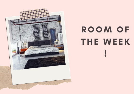 Room of The Week Scandinavian Bedroom Decor! 3 room of the week Room of The Week: Scandinavian Bedroom Decor! Room of The Week Scandinavian Bedroom Decor 3 570x400