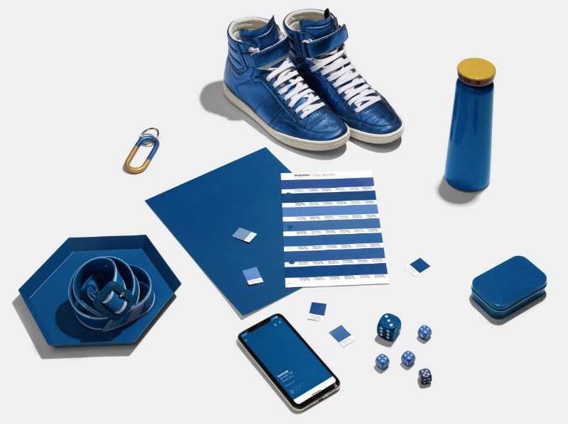Introducing Pantone Color of the Year 2020: Classic Blue!
