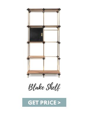 bedroom corners 5 Inspiring Bedroom Corners & How To Get The Look blake shelf